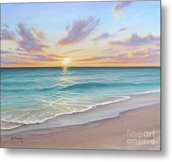 Sunrise Splendor Metal Print
