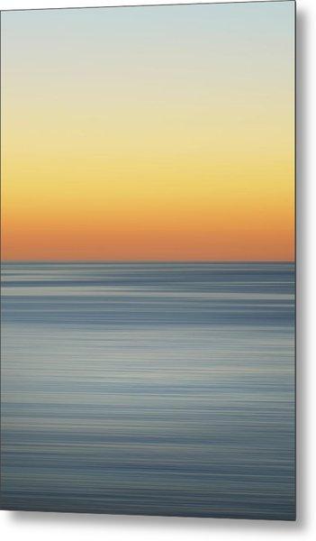 Sunset Dreams Metal Print