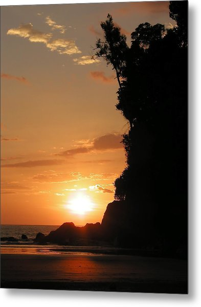 Sunset No.1 Metal Print by Gregory Young
