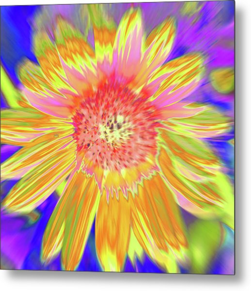 Sunsweet Metal Print