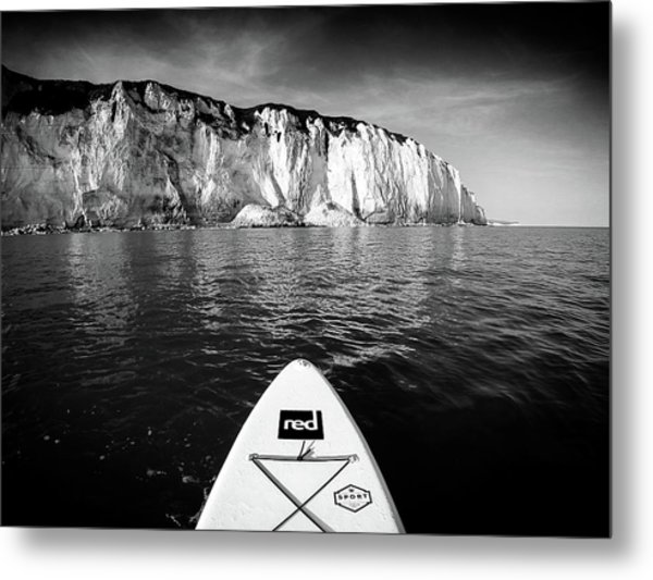 Metal Print featuring the photograph Sup Pov by Will Gudgeon