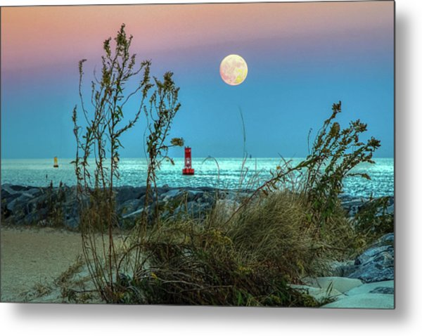 Super Moon 2016 Metal Print