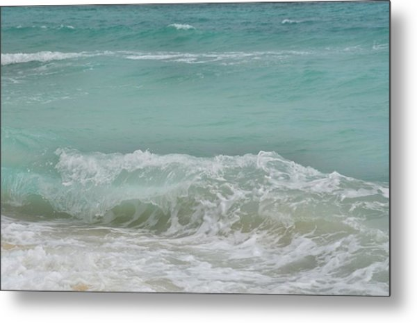 Surf Metal Print by JAMART Photography