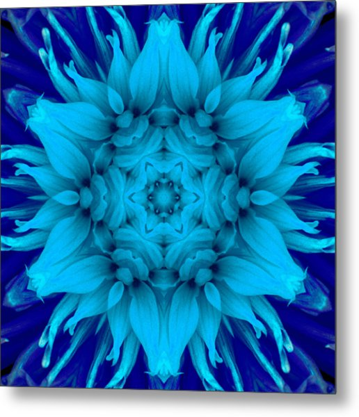 Surreal Flower No. 5 Metal Print