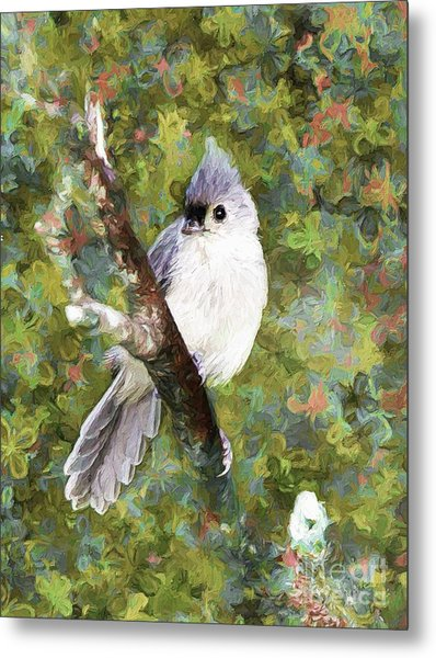 Sweet And Endearing Metal Print