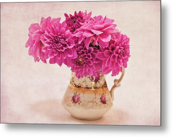 Sweet Blossoms Metal Print