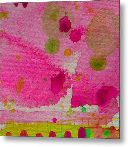 Metal Print featuring the painting Sweet Dreams by Tracy Bonin