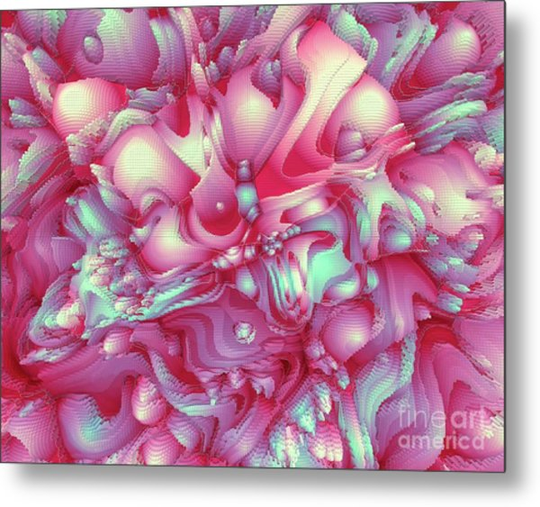 Sweet Flowers 2 Metal Print