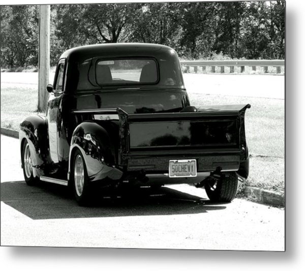 Sweet Ride Metal Print