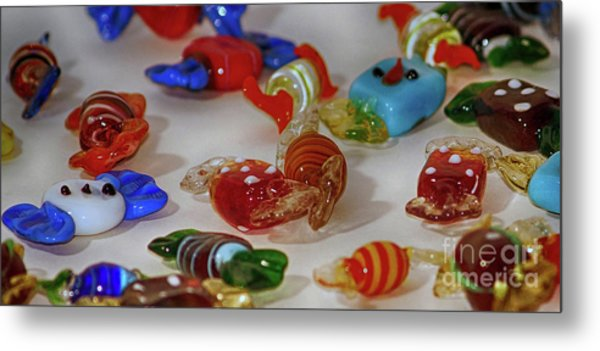Sweets For My Sweet 4 Metal Print