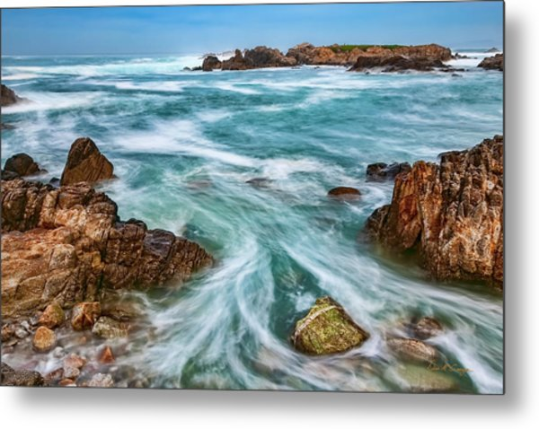 Metal Print featuring the photograph Swept Away by Dan McGeorge