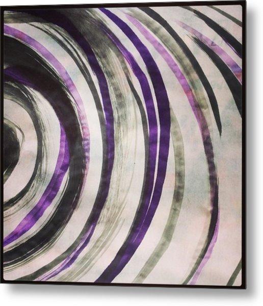 Swirl Into Dreamland. #swirls #dreams Metal Print