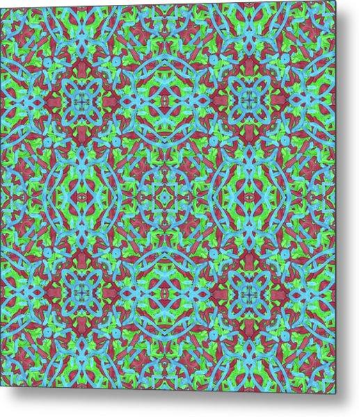 T H U - Multi Pattern Metal Print