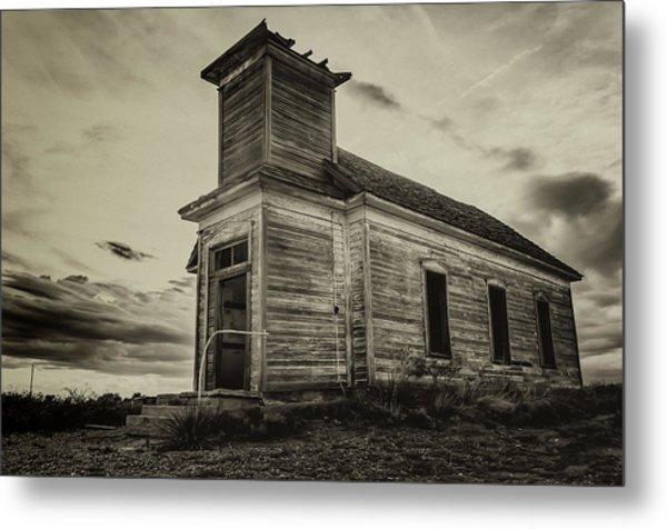 Taiban Presbyterian Church, New Mexico #2 Metal Print