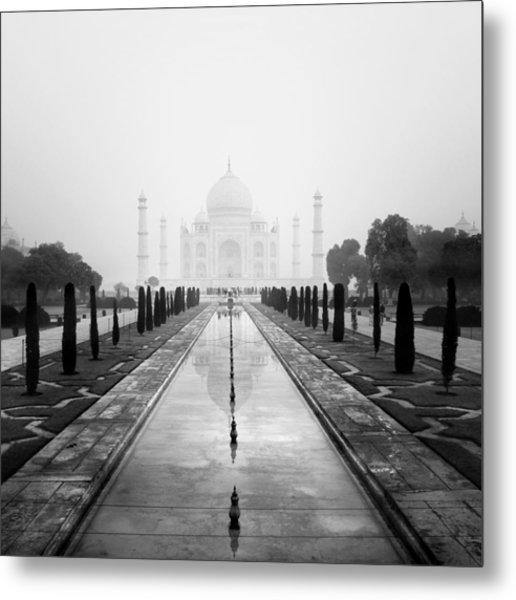 Taj Mahal IIi Metal Print