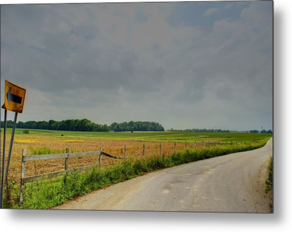 Take Me Home Metal Print by Off The Beaten Path Photography - Andrew Alexander