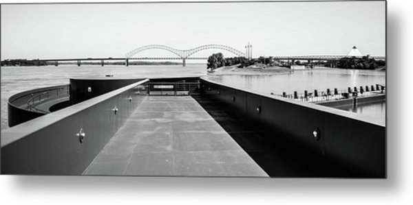 Take Me To The River  Metal Print