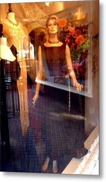 Take Me With You Metal Print by Jez C Self