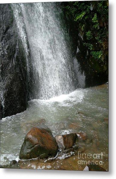 Tam Dao Falls  Metal Print