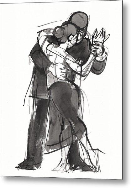 Tango 1 Metal Print