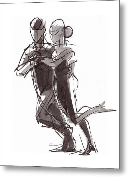 Tango #24 Metal Print