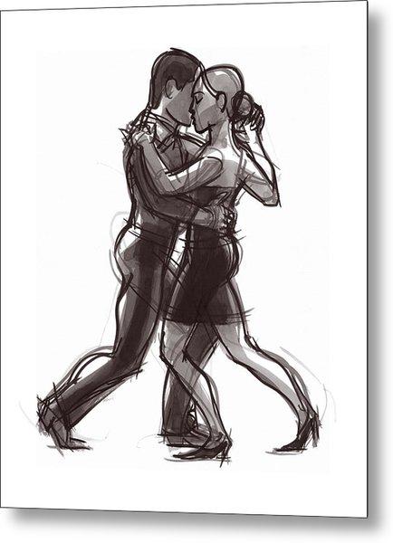 Tango #51 Metal Print