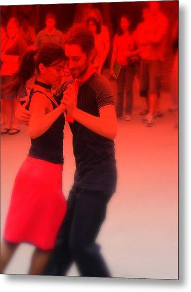 Tango Catalan Metal Print