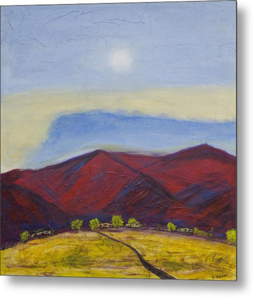 Taos Dream Metal Print