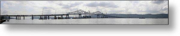 Tappan Zee Bridge From Tarrytown Metal Print