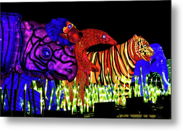 Taronga For The Wild 1 Metal Print