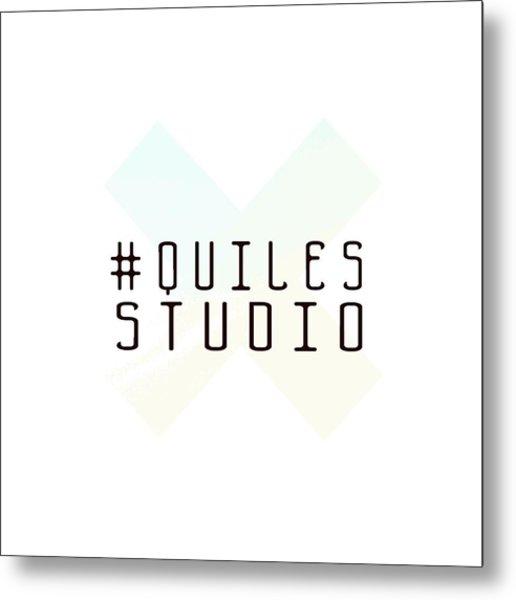 Team Quiles Metal Print