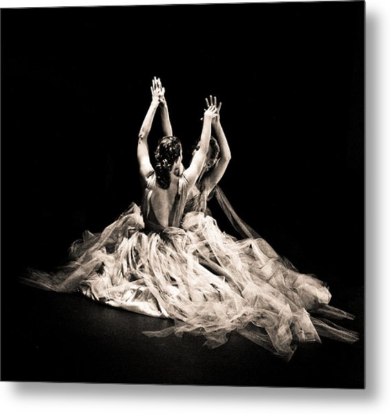 Tender Dance Metal Print