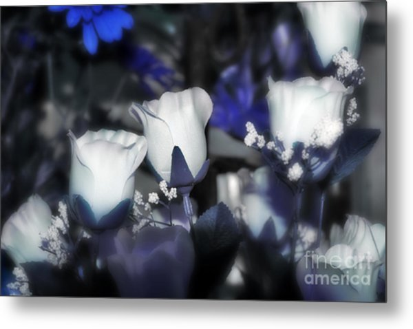 Tender Thoughts Of You Metal Print by Wendy Mogul