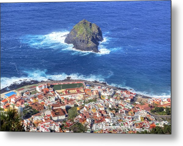 Tenerife - Garachio Metal Print