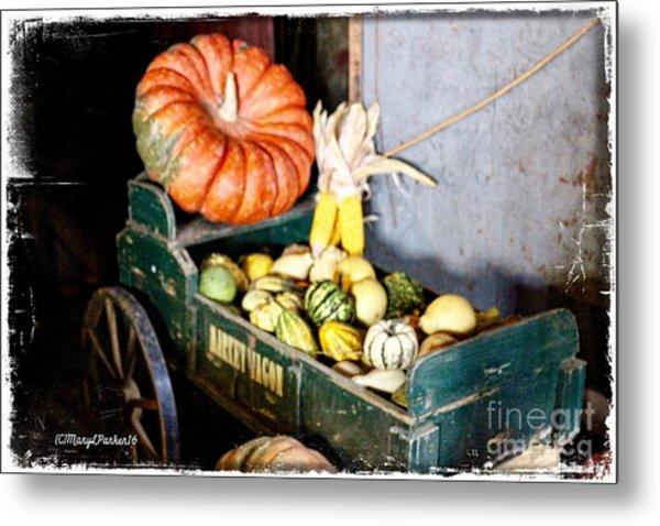 Thanksgiving  Harvest      Metal Print