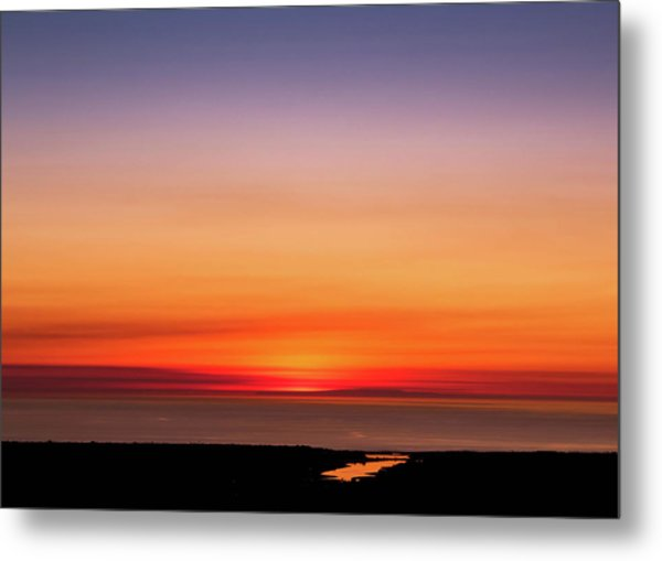 Metal Print featuring the photograph That's A Wrap by Alison Frank