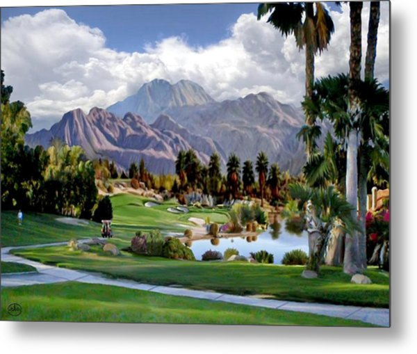 The 5th At Woodhaven Metal Print