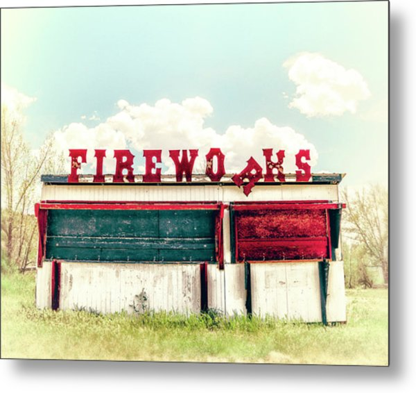 The 5th Of July Metal Print