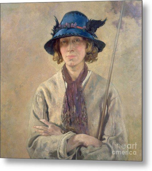 The Angler, 1912 Metal Print