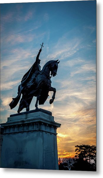 The Apotheosis Of St. Louis Metal Print