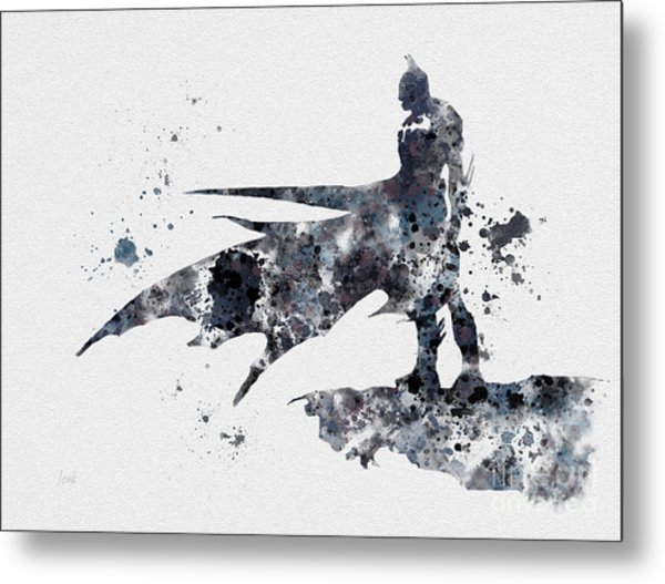 The Bat Metal Print