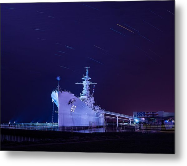 The Battleship Metal Print