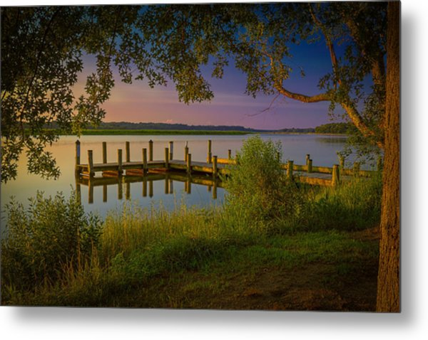 The Beautiful Patuxent Metal Print