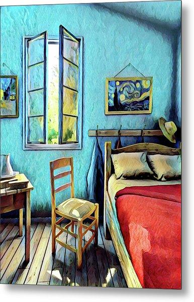 The Bedroom Metal Print