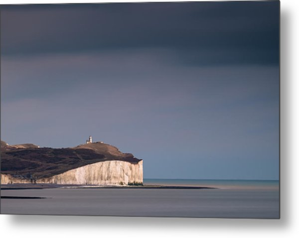 The Belle Tout Lighthouse Metal Print
