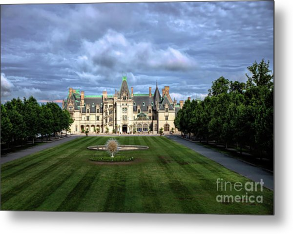 The Biltmore Metal Print