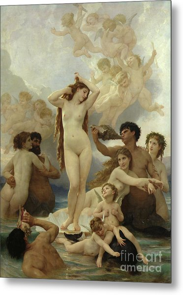 The Birth Of Venus Metal Print