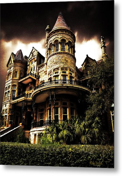 The Bishop's Palace Metal Print