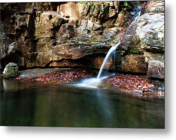The Blue Hole In November #1 Metal Print