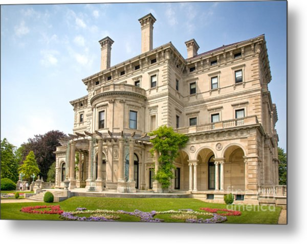 The Breakers Metal Print
